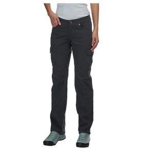 """Kuhl women's """"splash"""" hiking pants black"""